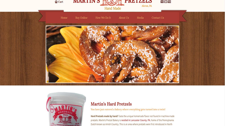 Martins Pretzels