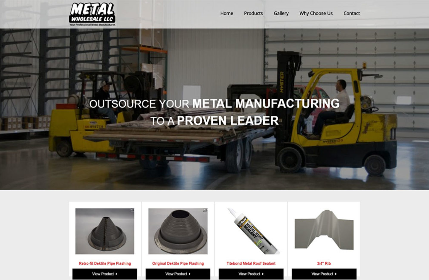 Metal Wholesale