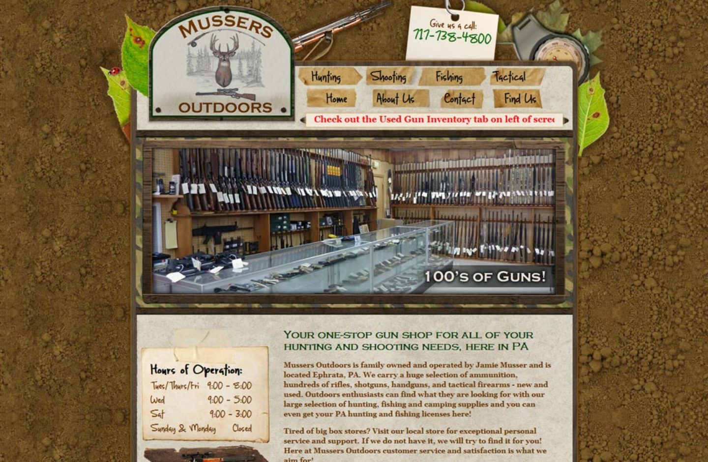 Mussers Outdoors