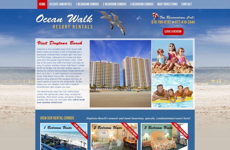 Ocean Walk Daytona
