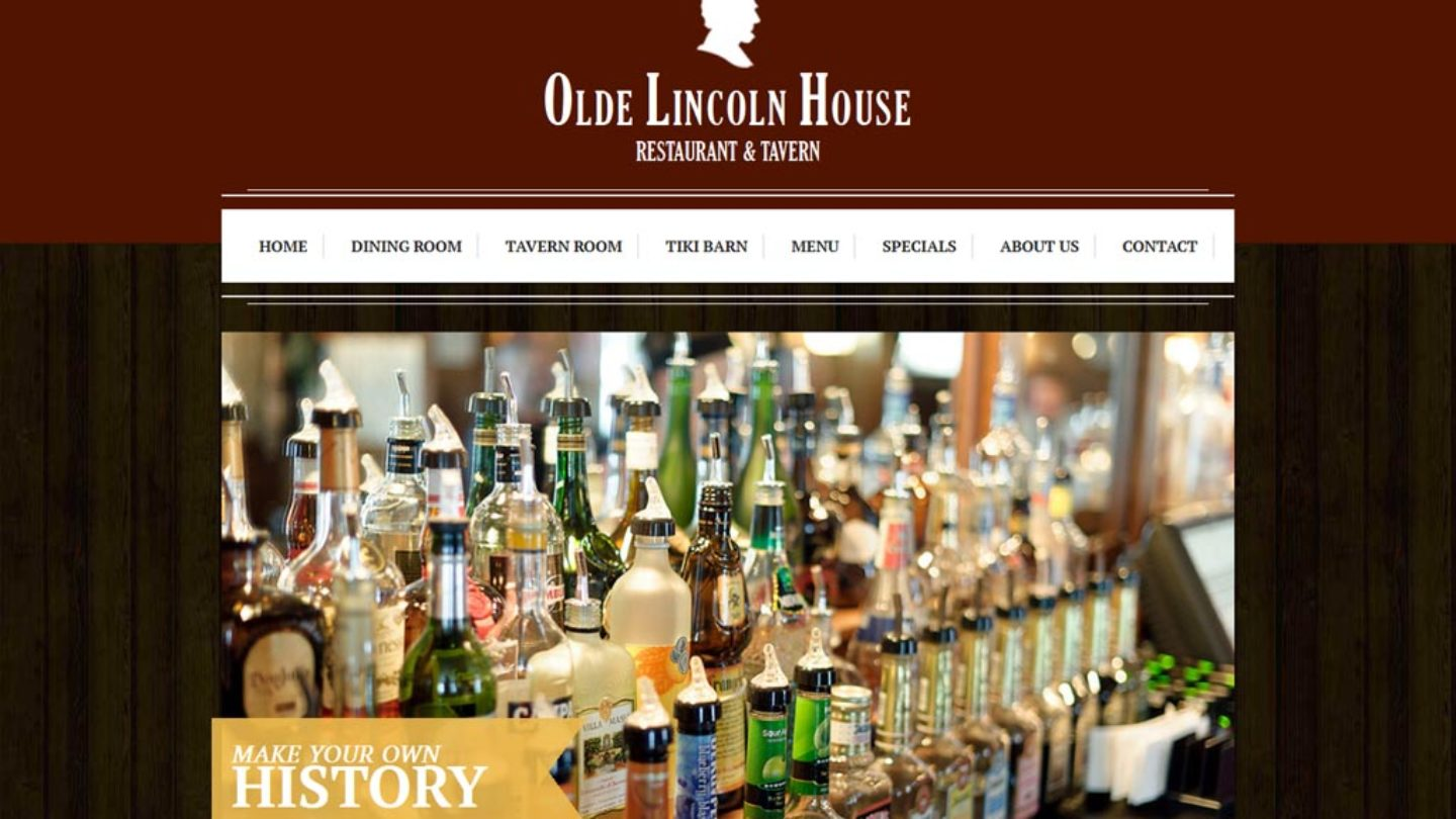 Olde Lincoln House