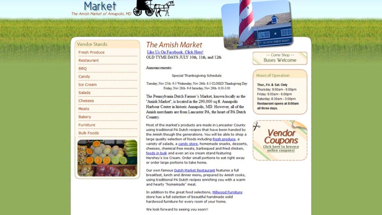 PA Dutch Farmers Market