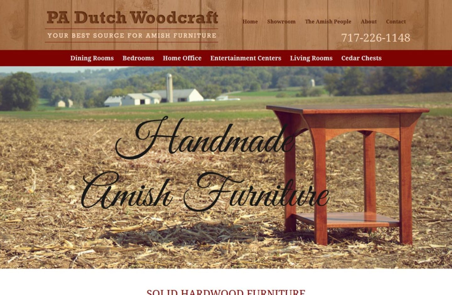 PA Dutch Woodcraft