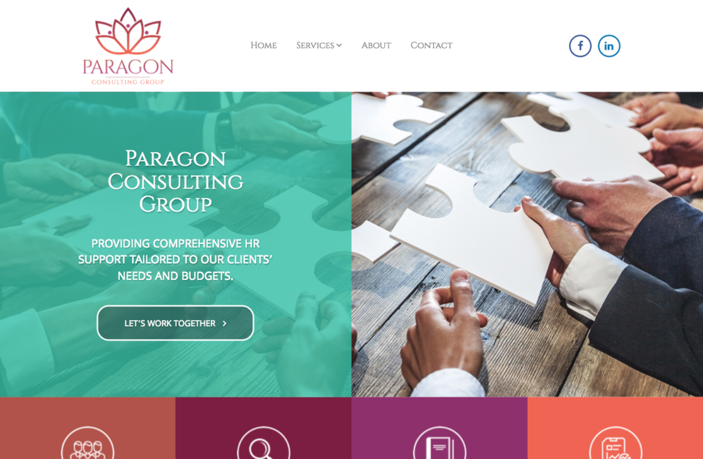 Paragon Consulting Group