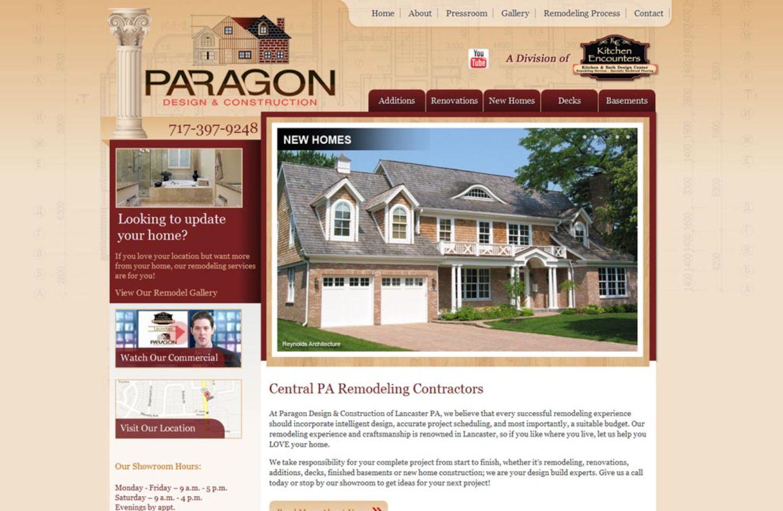 Paragon Design Construction