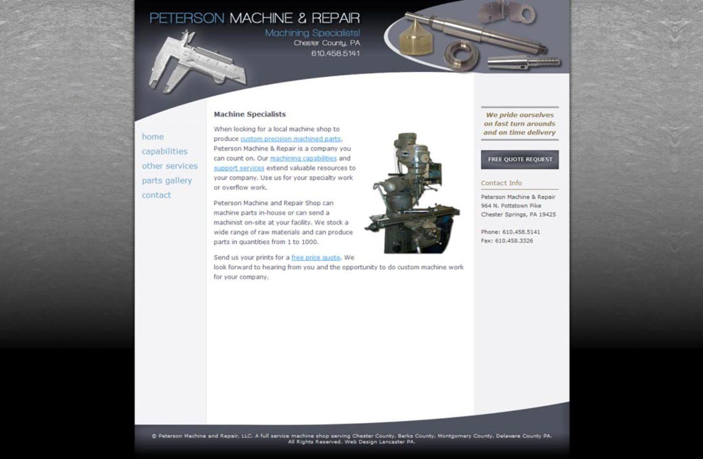 Peterson Machine