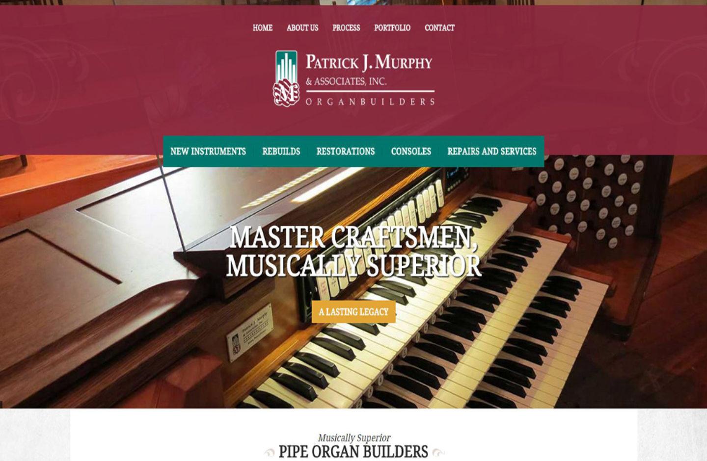 PJM Organs