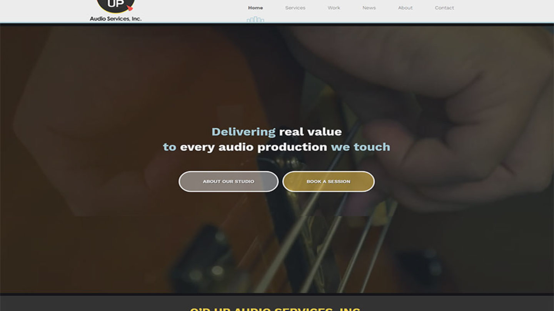 Q'd Up Audio Services Inc