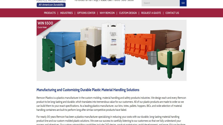 Remcon Plastics Inc