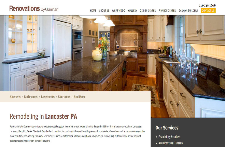 Renovations by Garman