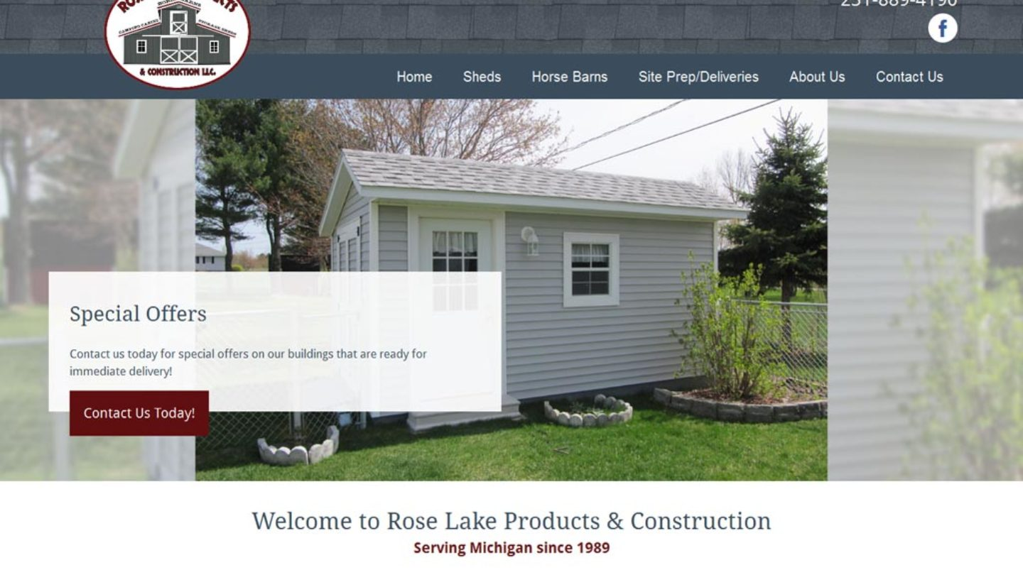 Rose Lake Products