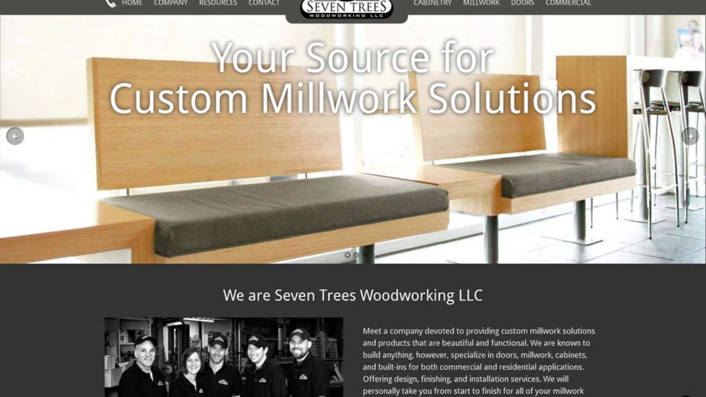 Seven Trees Woodworking