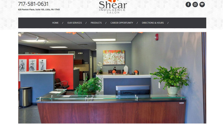 Shear Indulgence