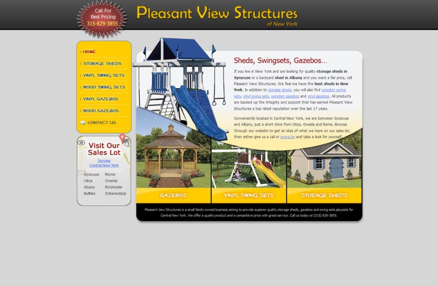 Pleasant View Structures