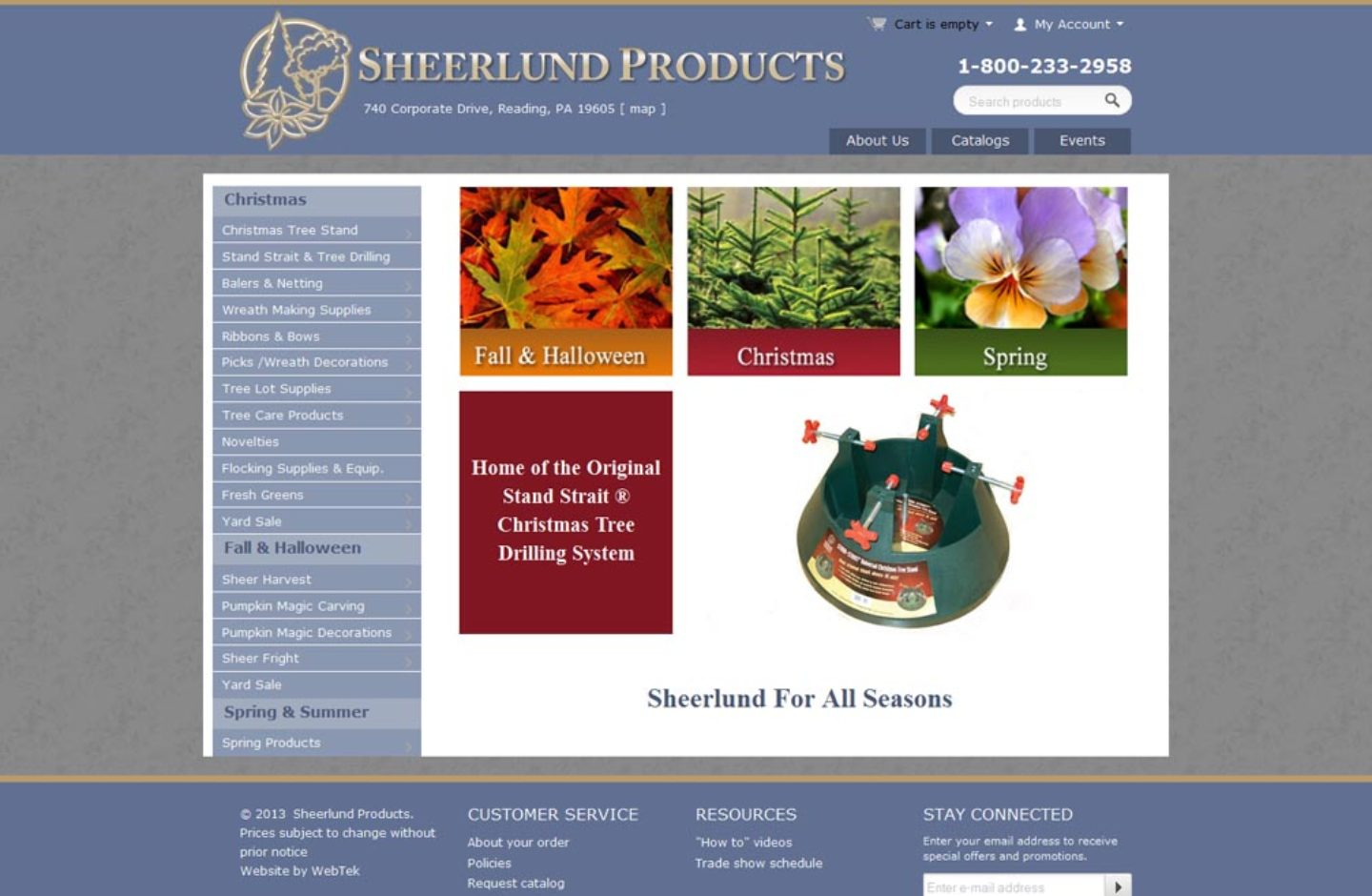 Sheerlund Products
