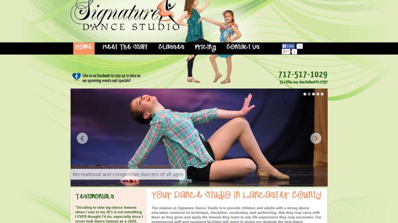 Signature Dance Studio