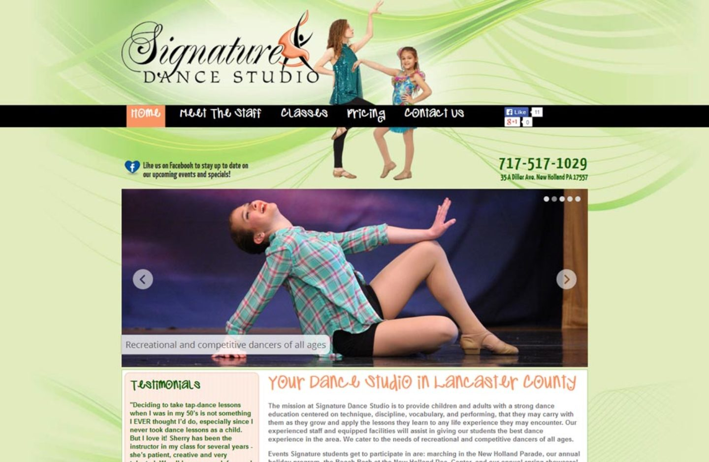 Signature Dance Studio