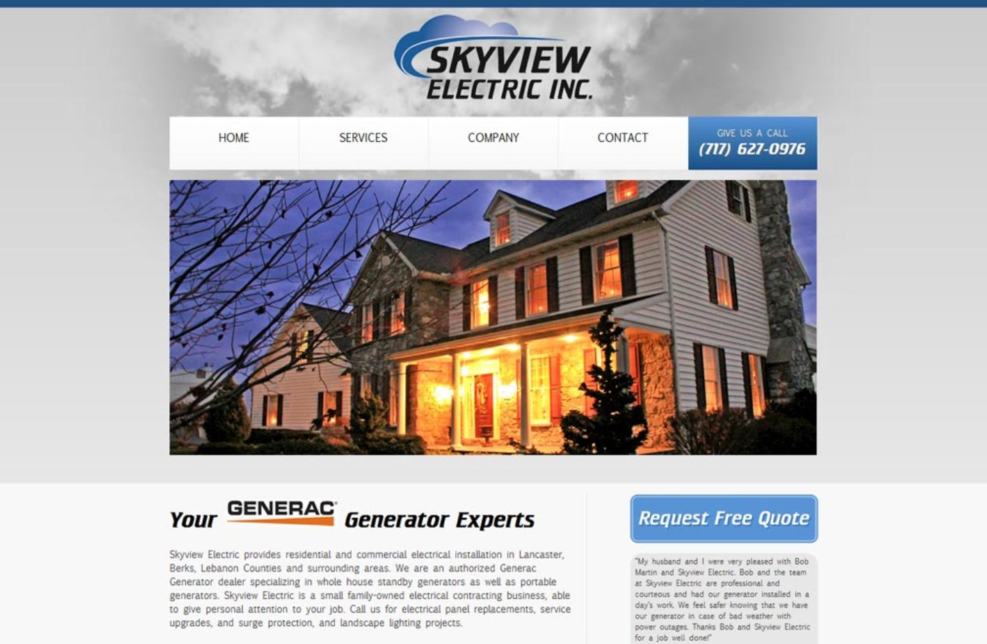 Skyview Electric