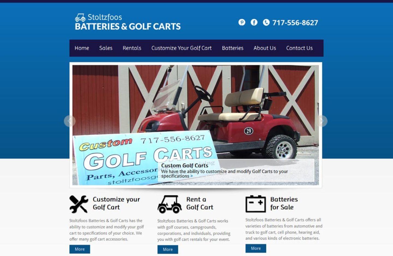 Stoltzfoos Golf Carts