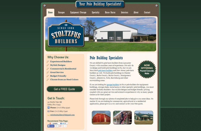 Stoltzfus Builders