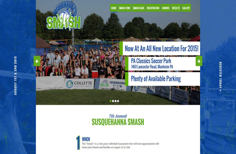 Susquehanna Smash