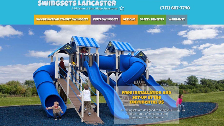 Lancaster Swingsets
