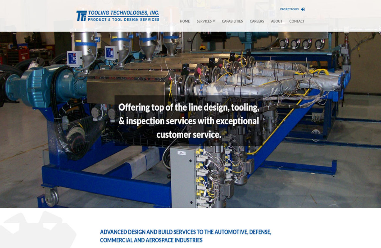 Tooling Technologies