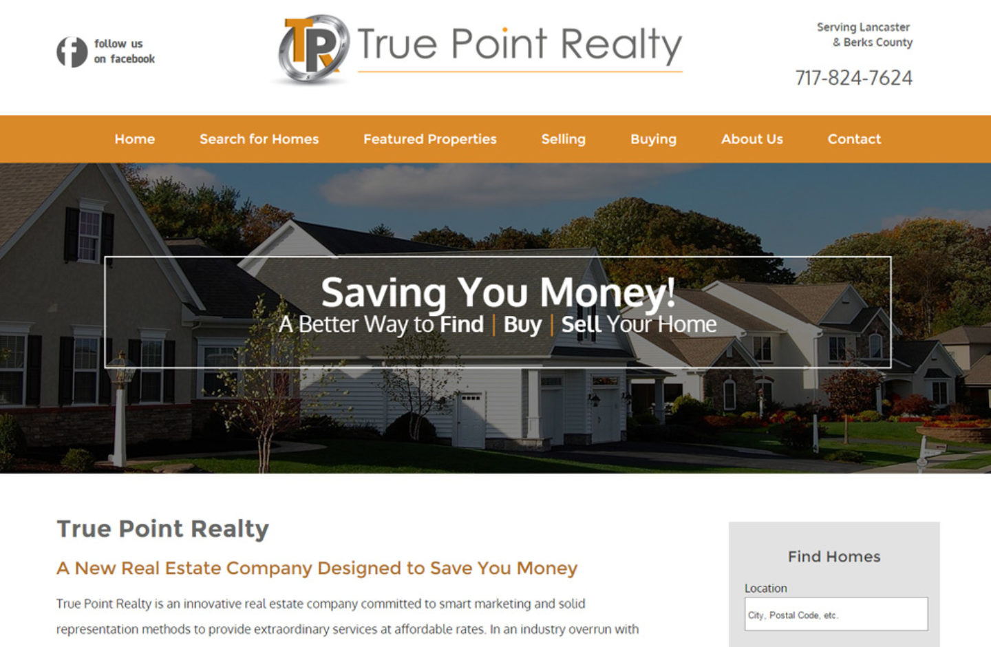 True Point Realty