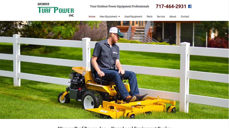 Weaver Turf Power