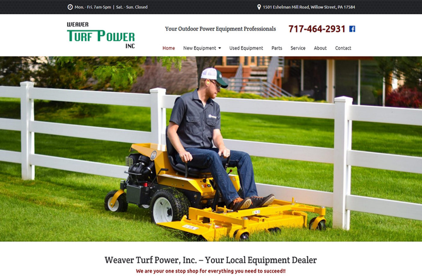 Weaver Turf Power