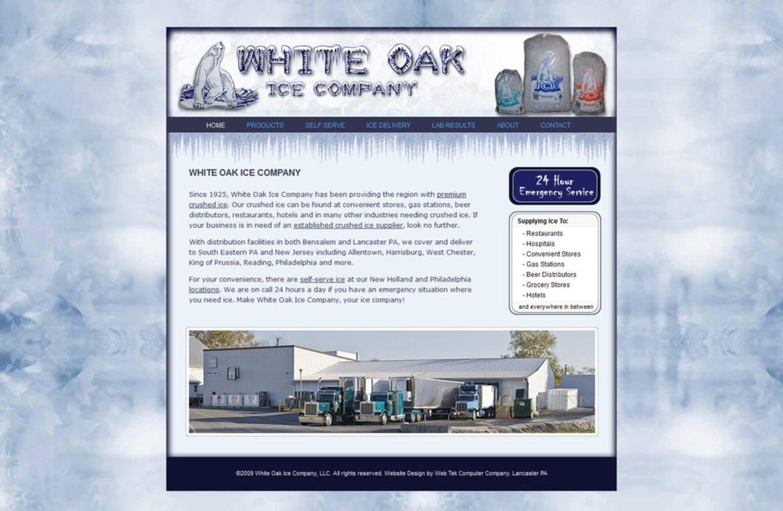 White Oak Ice