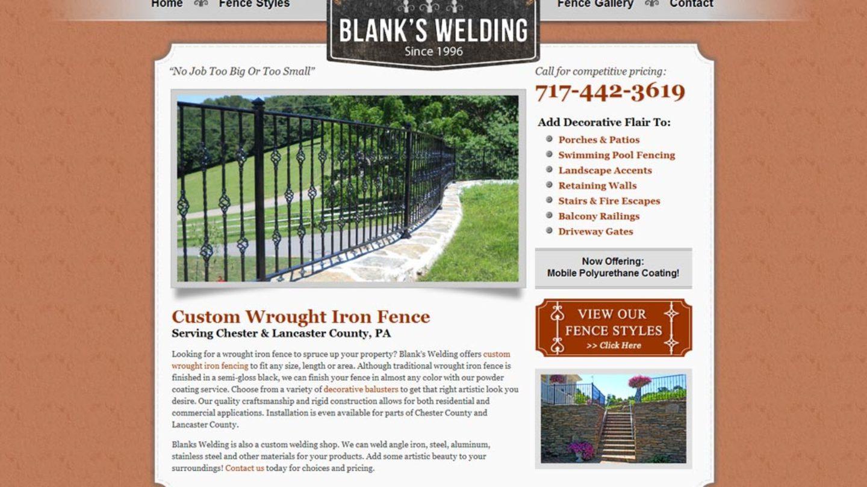 Blanks Welding