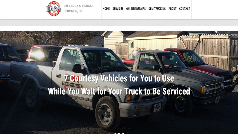 DM Truck  Trailer Services