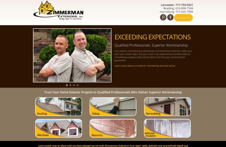 Zimmerman Exteriors