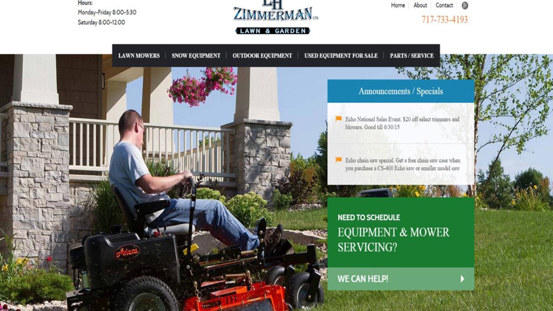LH Zimmerman Lawn and Garden