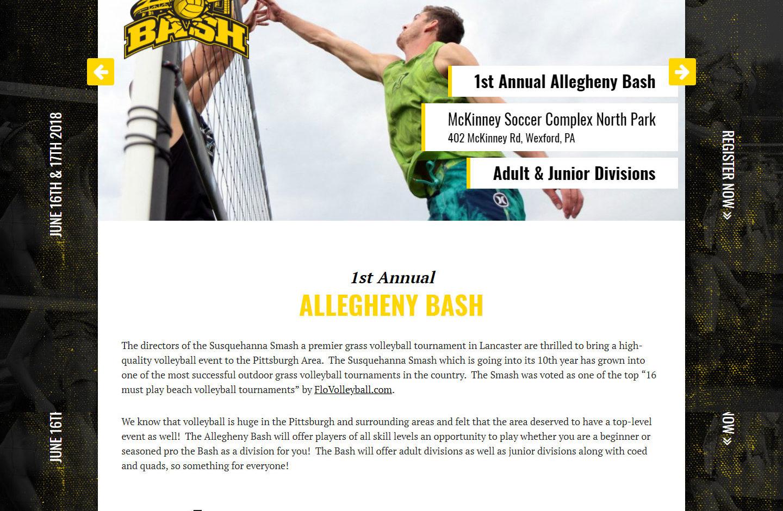 Allegheny Bash