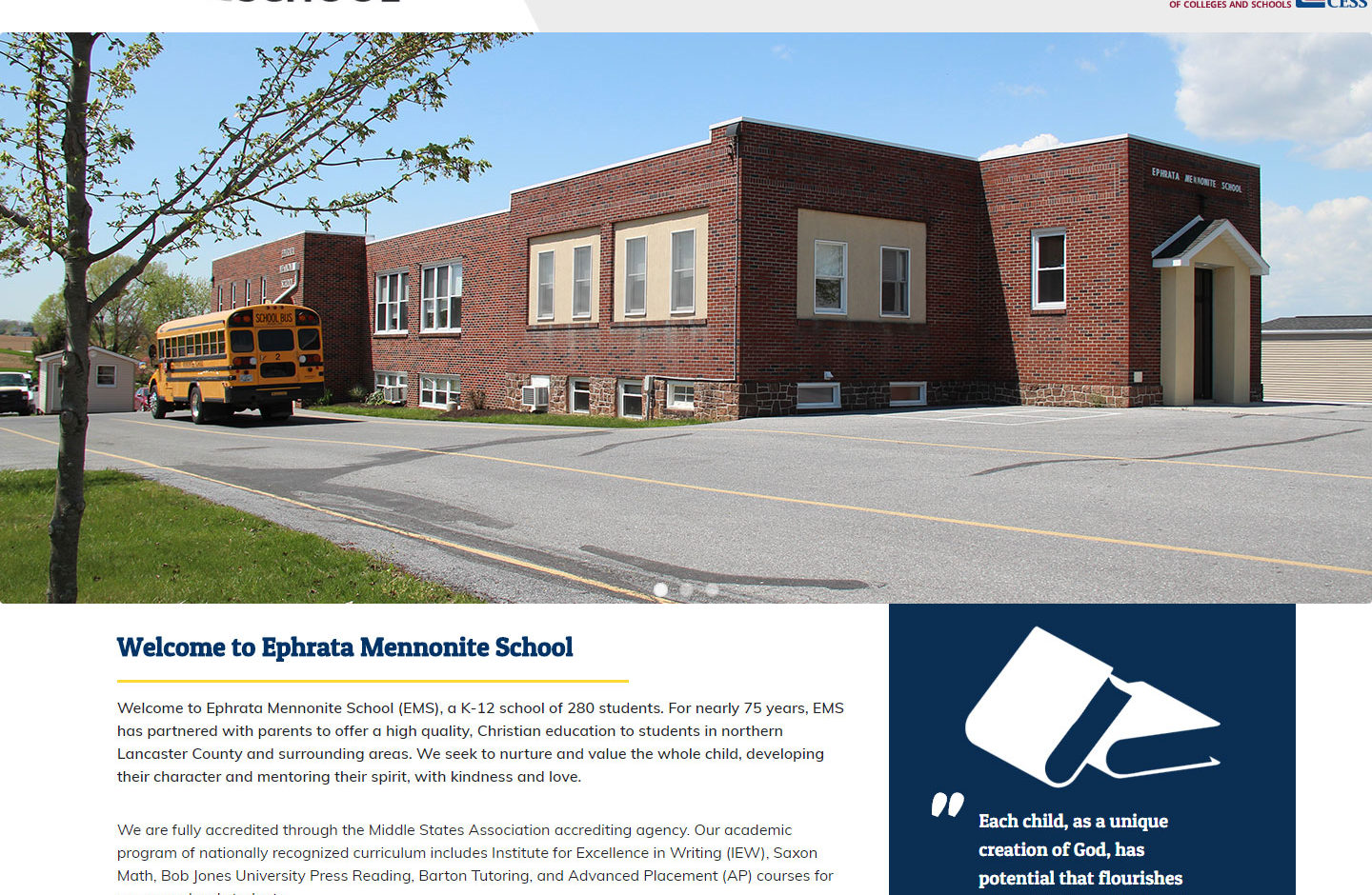 Ephrata Mennonite School
