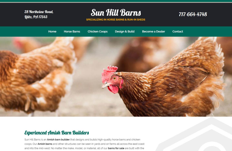 Sun Hill Barns