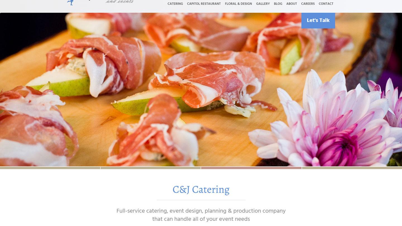 C&J Catering