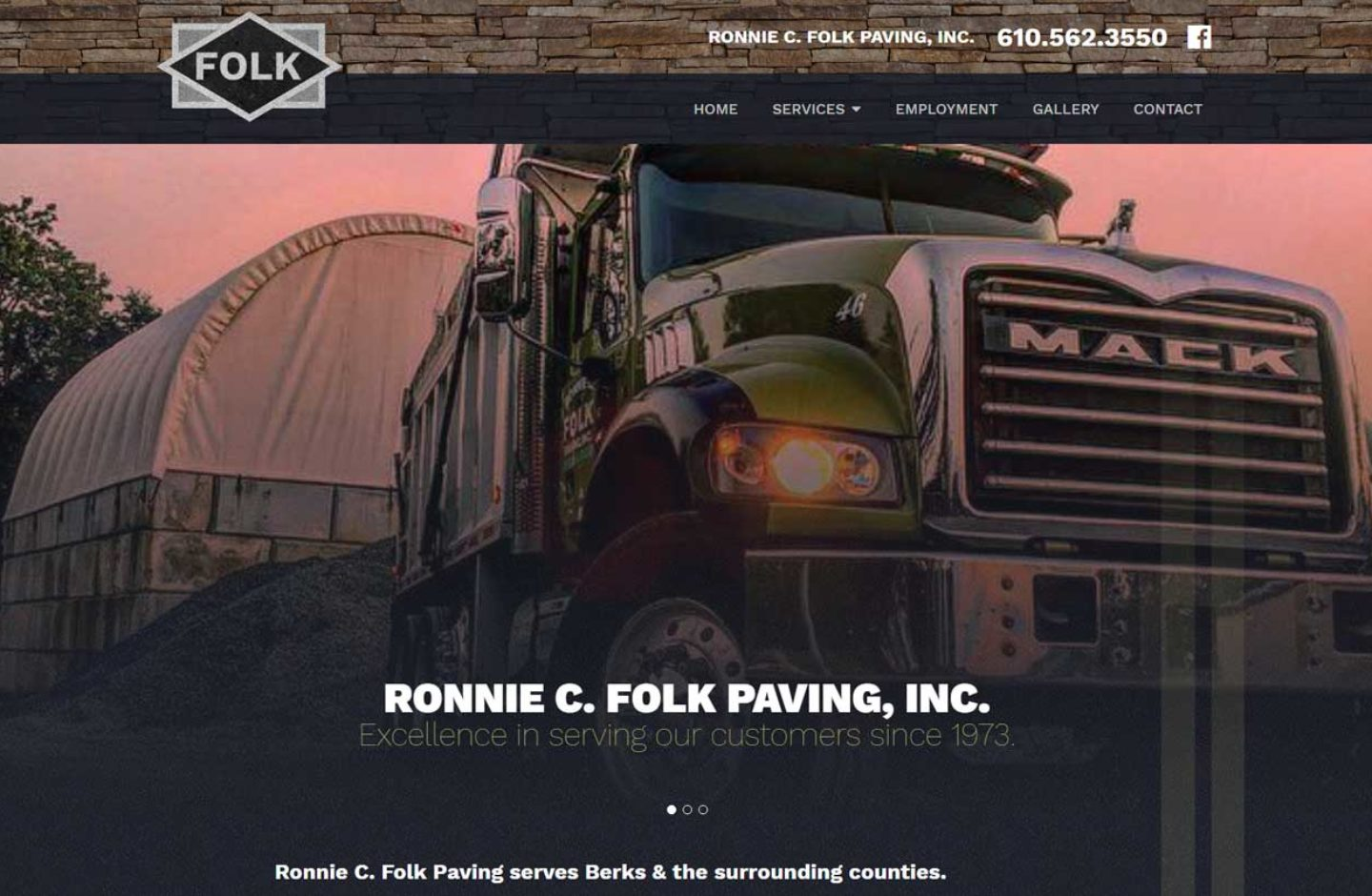 Ronnie Folk Paving
