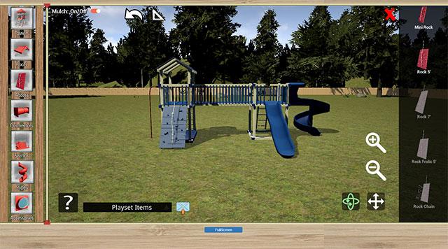adventure world 3D visualizer