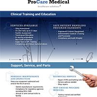 ProCare Medical Flyer