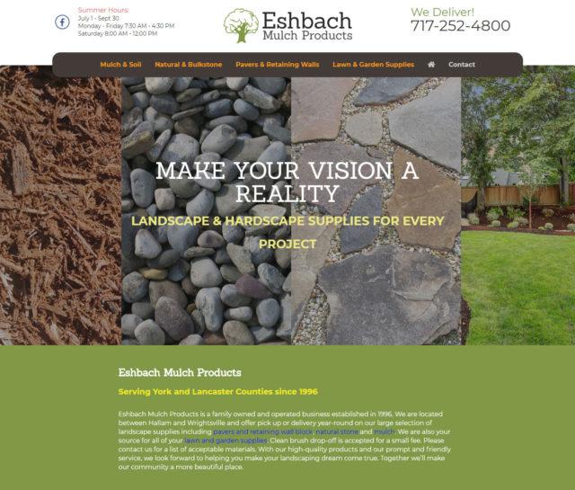 Esbach Mulch Products