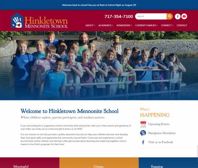 Hinkletown Mennonite School