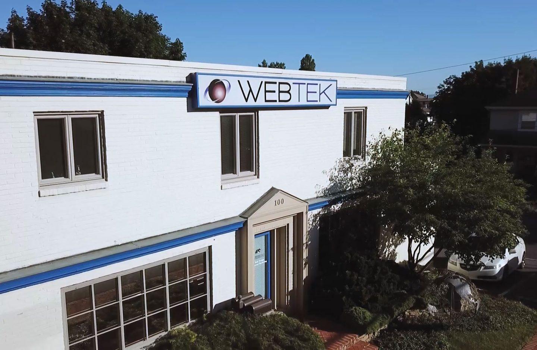 WebTek Header