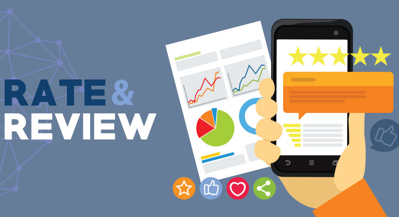rate and review platforms