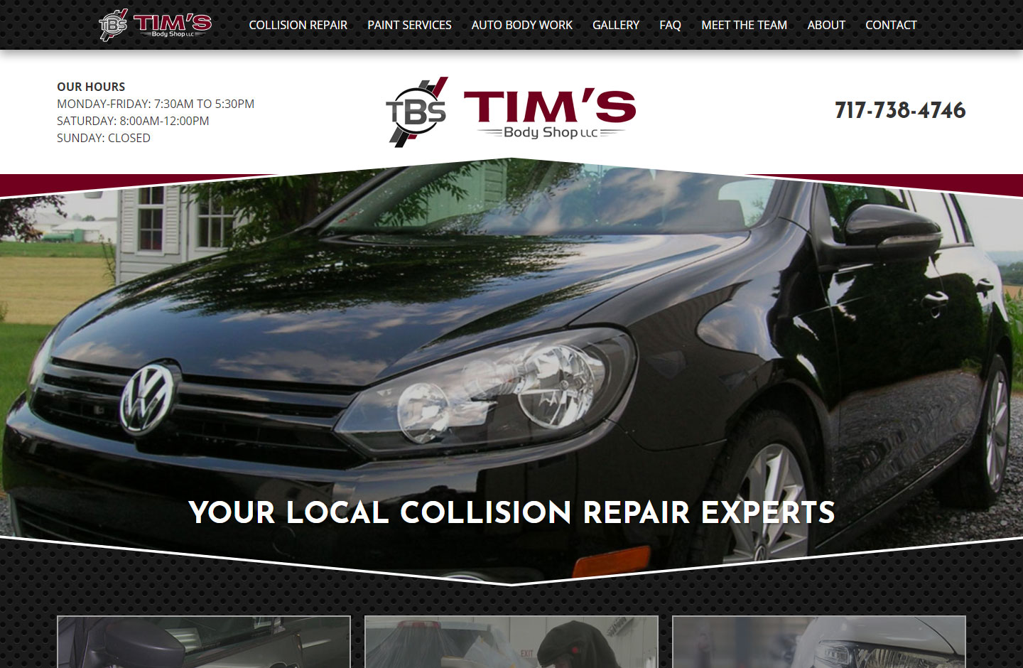 Tim's Body Shop