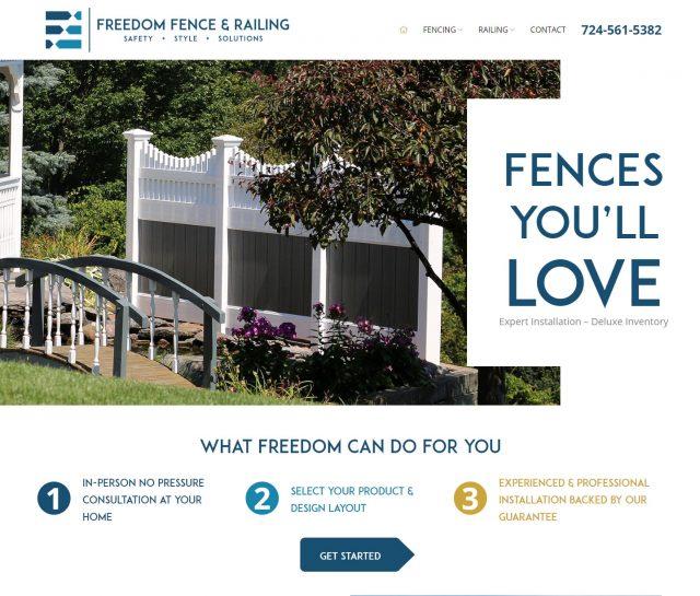 Freedom Fence & Railing
