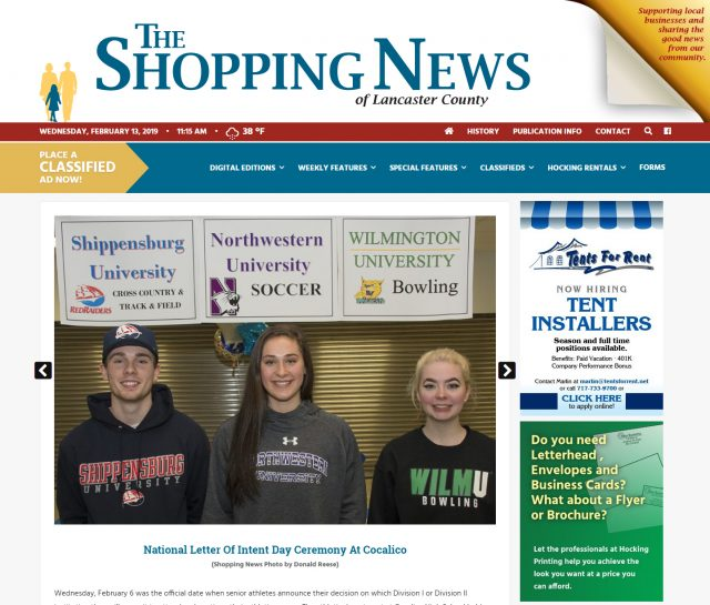 The Shopping News