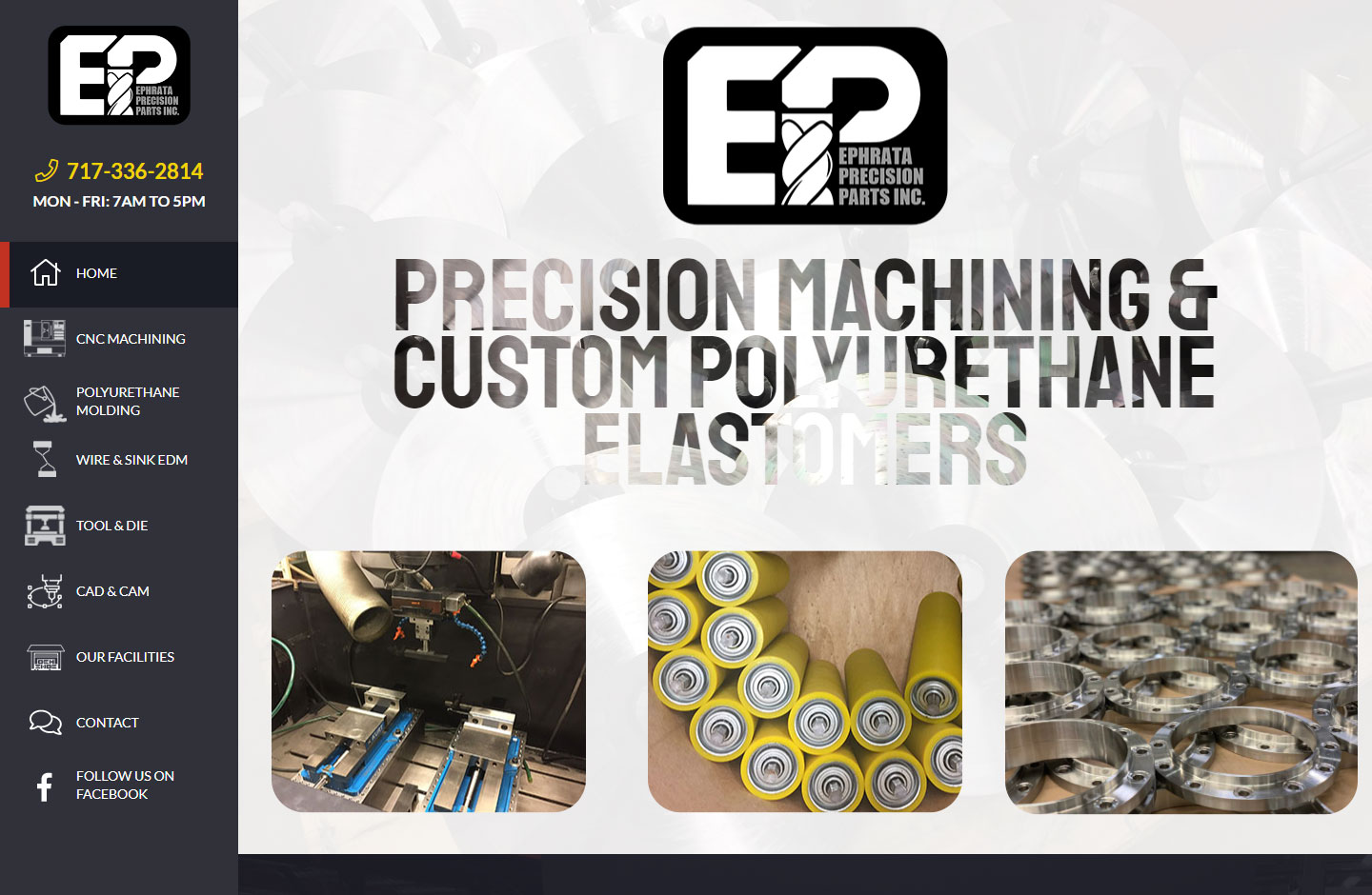 Ephrata Precision Parts